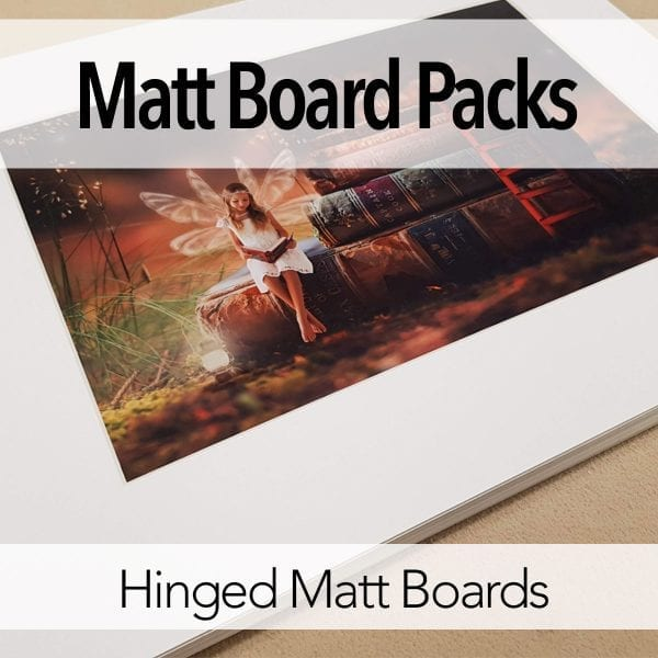 Matt Board Packs | InkFX Printing