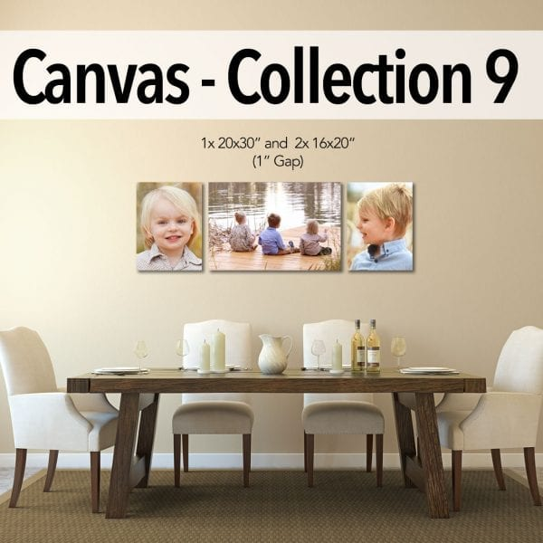 InkFX | Canvas Collection 9