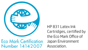 HP Eco Certificate